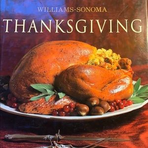 Williams Sonoma Thanksgiving Buy3get1free cookbook